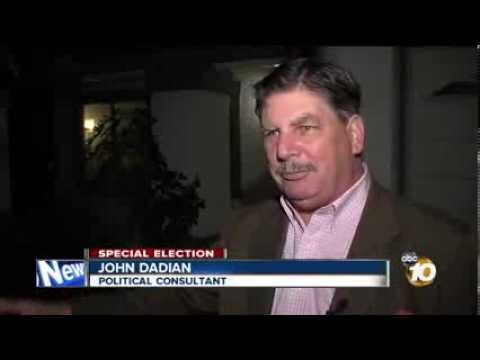 Political Analyst John Dadian -ABC10News - Zombie political action committee Nathan Fletcher