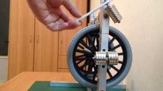 hand permanent magnet motor not magnet free energy or perpetual motion machine