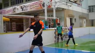 正覺杯 2016 APSW A vs 九龍塘宣道 A