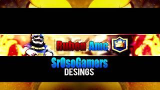 Banner Para Ruben AMC  [] Banner ·#3  [] By OsoGamers