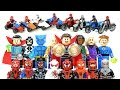 Spider-Man Unlimited Doctor Strange X-Men & Fantastic Four Unofficial LEGO Minifigures