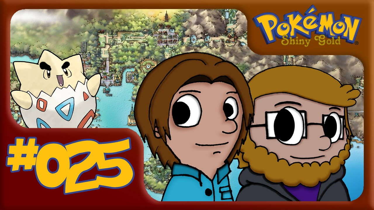 Let S Play Together Pokemon Shiny Gold 025 De Alte Menschen Und