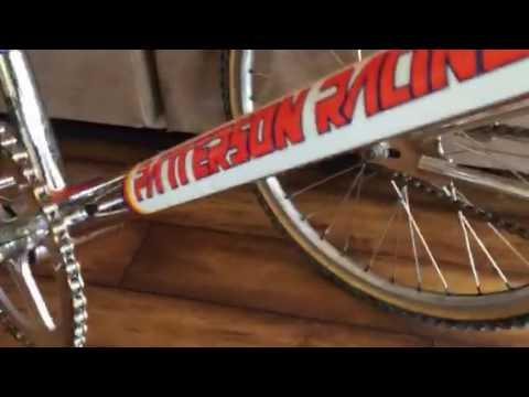 Patterson Racing BMX Bikes