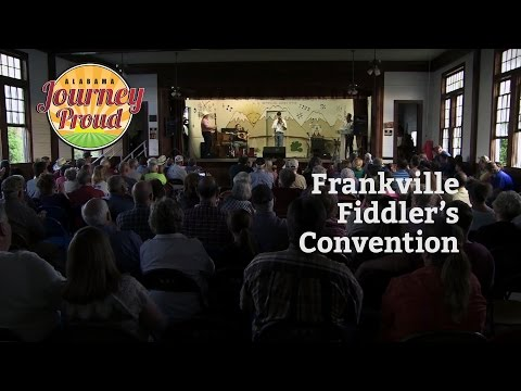 Journey Proud | Frankville Fiddler's Convention | Season 2 - Episode 1 | Alabama Public Television