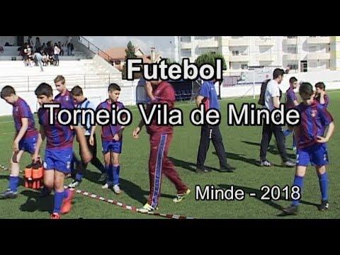 TORNEIO DE FUTEBOL - VILA DE MINDE - 2018