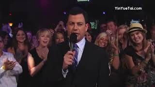 Live Show Lenka - Everything At Once ( Jimmy Kimmel Live Show )