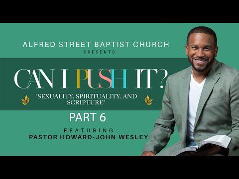 Alfred Street Baptist Church Presents: Can I Push It? Season 2 Episode 6
