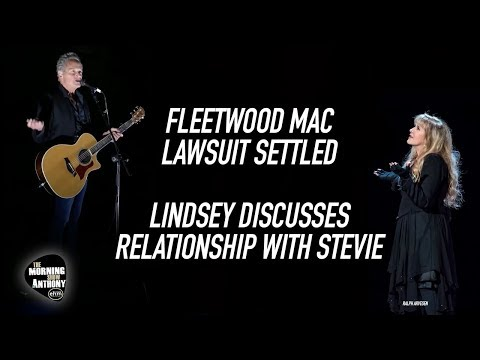 Fleetwood Mac Lawsuit Settled: Lindsey Speaks