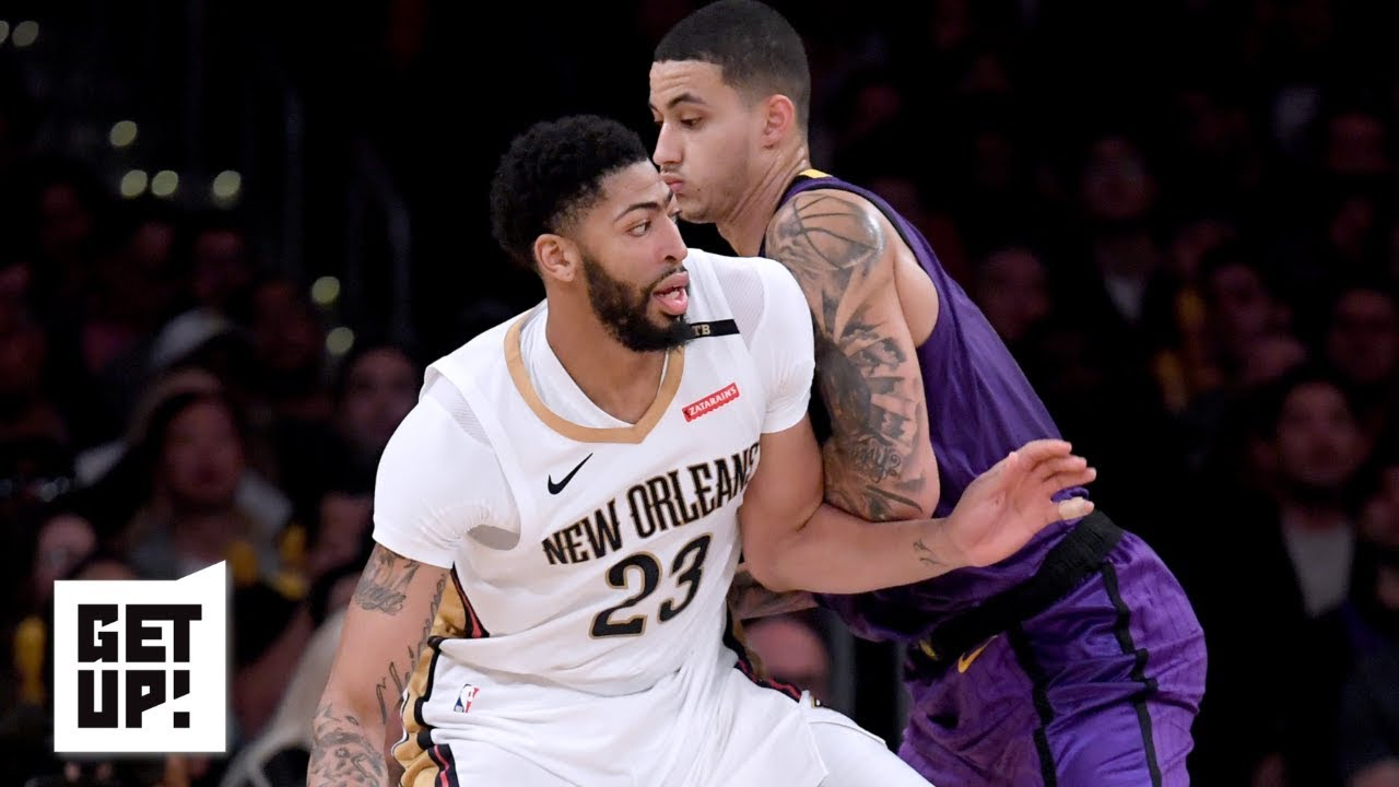 Pelicans need to be overwhelmed to deal Anthony Davis before deadline – Woj | Get Up!