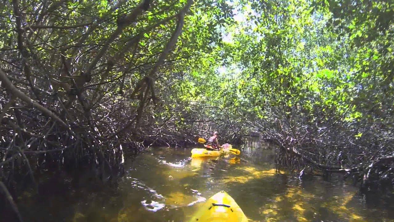 Kayaking Curry Hammock State Park Florida Keys