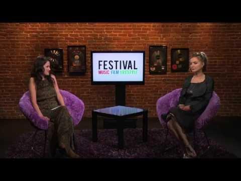 Lucent Dossier's Dream Rockwell on Festival: Music!