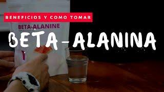 Que es la  Beta-Alanina y como tomarla   @elsitueishon