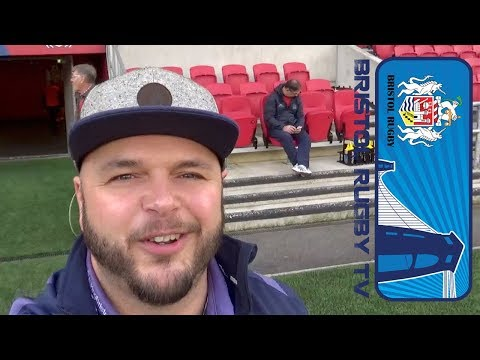 SAMfm Rocks Rugby Takeover - Downsy's Pitchside Video Diary