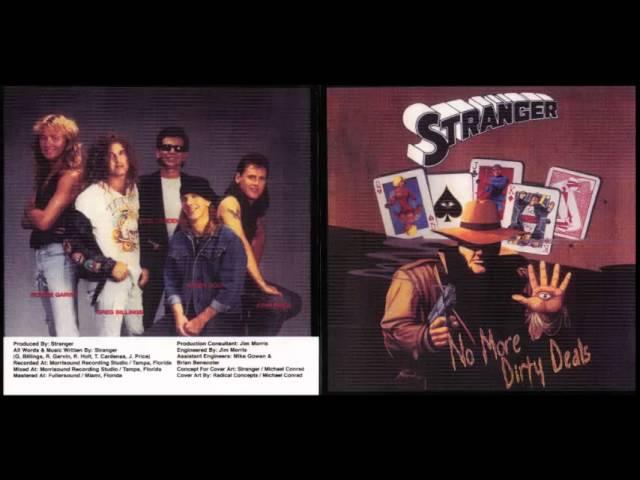 stranger let me rock n roll no more dirty deals-1991