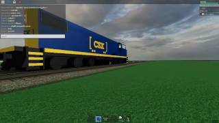 [ROBLOX] Join us at CSX /NS rail group, to drive trains, and be part of a big railroad family!