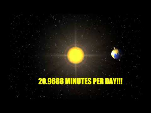360 Days V 365 Days The Sundial of Ahaz Miracle