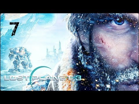 Lost Planet 3 all cutscenes HD GAME