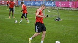 FC Bayern Live-Training
