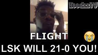 CashNasty, Oprahside, MaL & McQueen ROAST FlightReacts 🏀 Skills after 2Hype Ballislife Event!