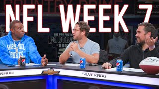 Deion Sanders Meets Legendary Barstool Sports Employee — Pro Football Football Show Week 7