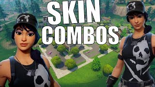 Best Skin Combos for Survival Specialist! (part 2) - Fortnite