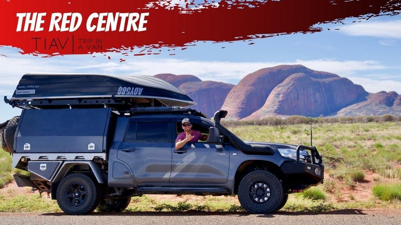 THE RED CENTRE - Uluru and Alice Springs - Roadtrip Australia