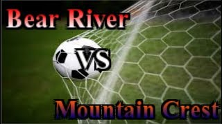 Bear River Lady Bears vs Mountain Crest Mustangs end of regulation