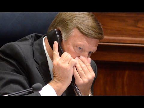 Hamilton County TN commissioners using secret telephones