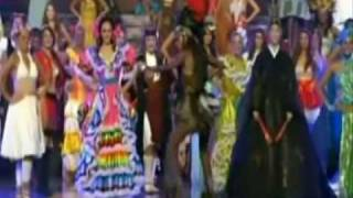 Miss World 2009 - Dance of the World