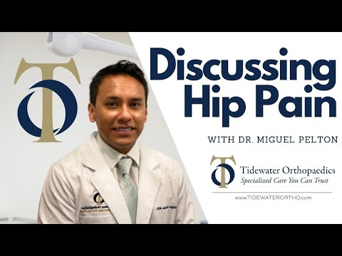 Hip Pain: When It Is Not Arthritis with Dr. Miguel Pelton