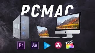 Switching to PC for Video Editing - A Big Mistake?