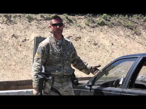 Redback One - High Risk Vehicle Tactics
