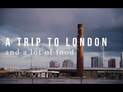 LATE SUMMER TRIP TO LONDON | Good Eatings