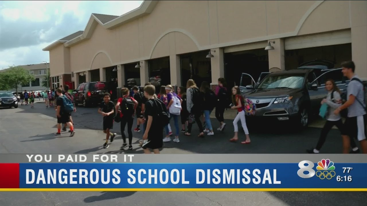 19 - Early Dismissal Permit - Padded Forms   Dismissal From School