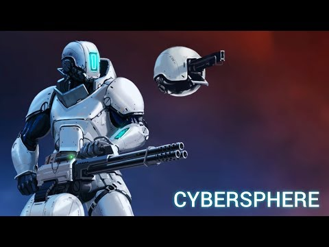 CyberSphere: Фантастический шутер