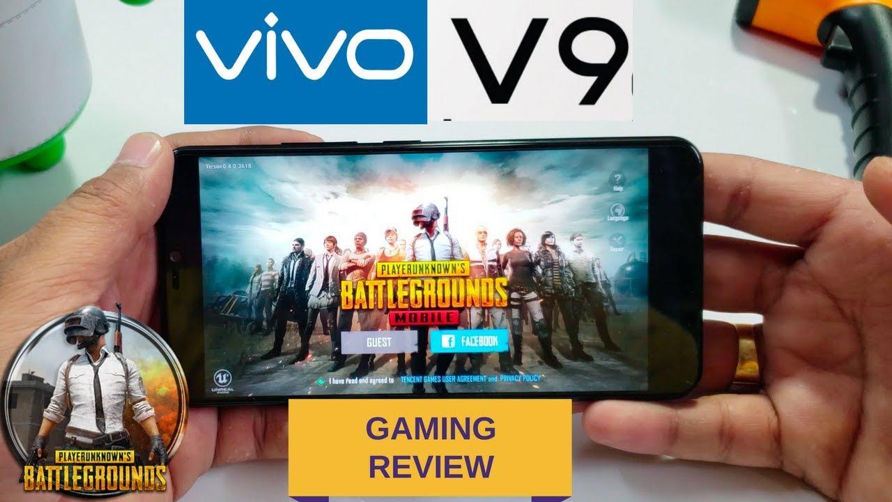 Pubg Wallpaper For Vivo V9: Vivo V9 - Gaming Review In Hindi