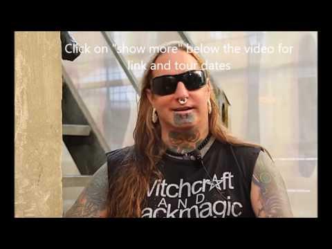 DevilDriver + 36 Crazy Fists N.A. tour - Integrity debut 7 Reece Mews video!
