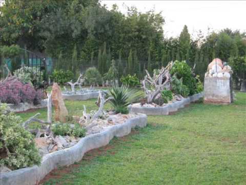 Jardines el sue o ondara alicante youtube for Jardin botanico el ejido