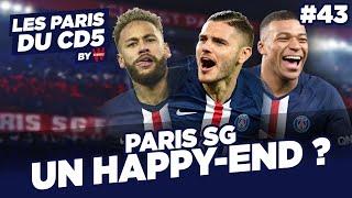 UNE FIN HEUREUSE POUR LE PSG ? - LES PARIS DU CD5 BY WINAMAX - #43 - #CD5