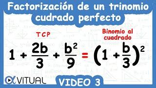 Trinomio cuadrado perfecto ejemplo 3