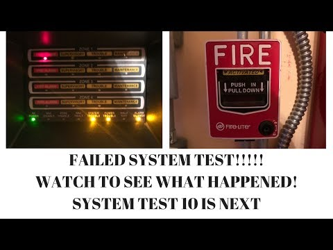 FAILED SYSTEM TEST 9.9