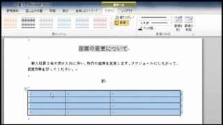 (平成23年度版)CS検定ワープロ部門3級 解説DVD デモ版4