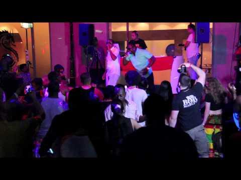 raggae bech fest starring by tanto metro & devonte