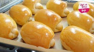 Булочки (как Пух) с Сюрпризом! Мягкие, Воздушные, сладкие и очень вкусные