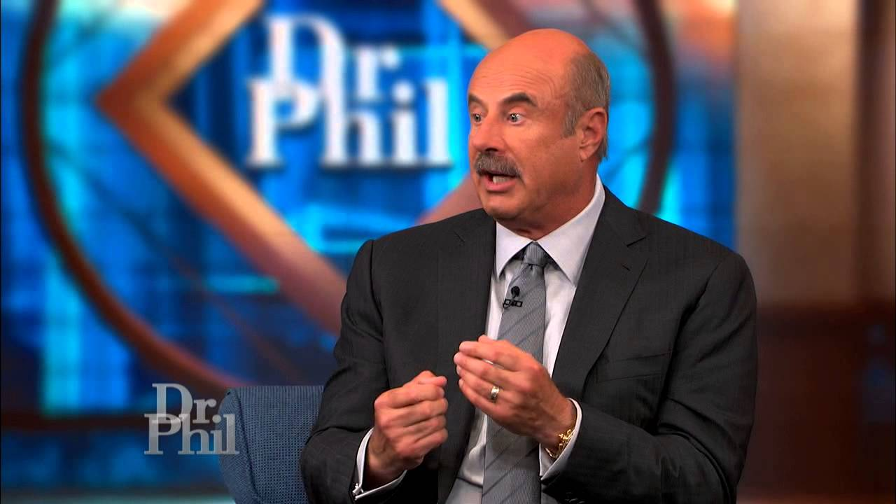 Dr phil online dating advice
