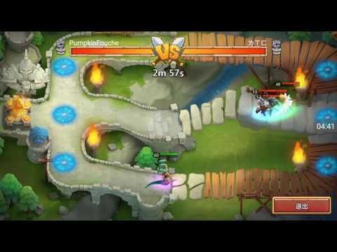 Castle Clash - NEW HERO Medusa! SNEAK PEAK!!! Gameplay And Review!