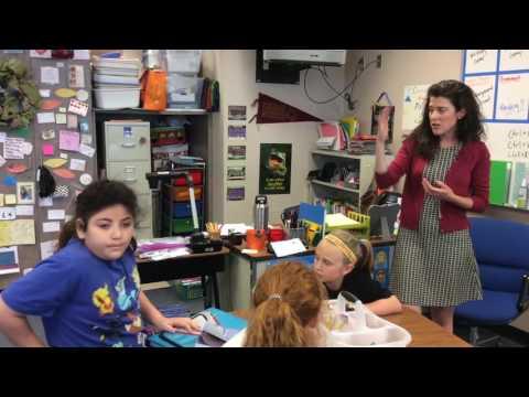 Cactus Ranch Elementary School 2018 Teacher of the Year: Eva Brazle