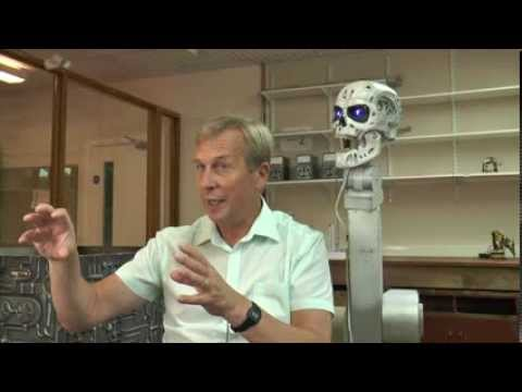 Prof Kevin Warwick interview - Part 1