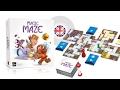 Magic Maze boardgame, ENGLISH short explanation