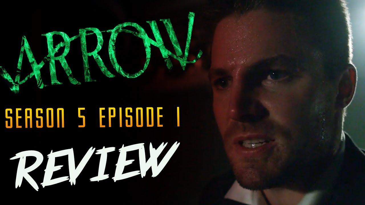 Arrow Season 5 Episode 1 : Legacy